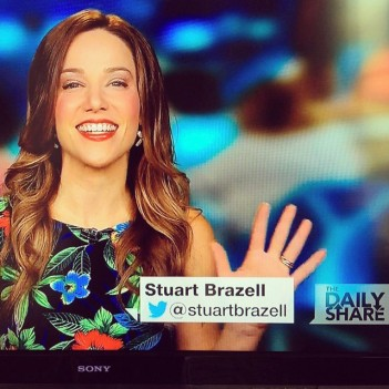 Stuart Brazell is Back on The Daily Share on HLN