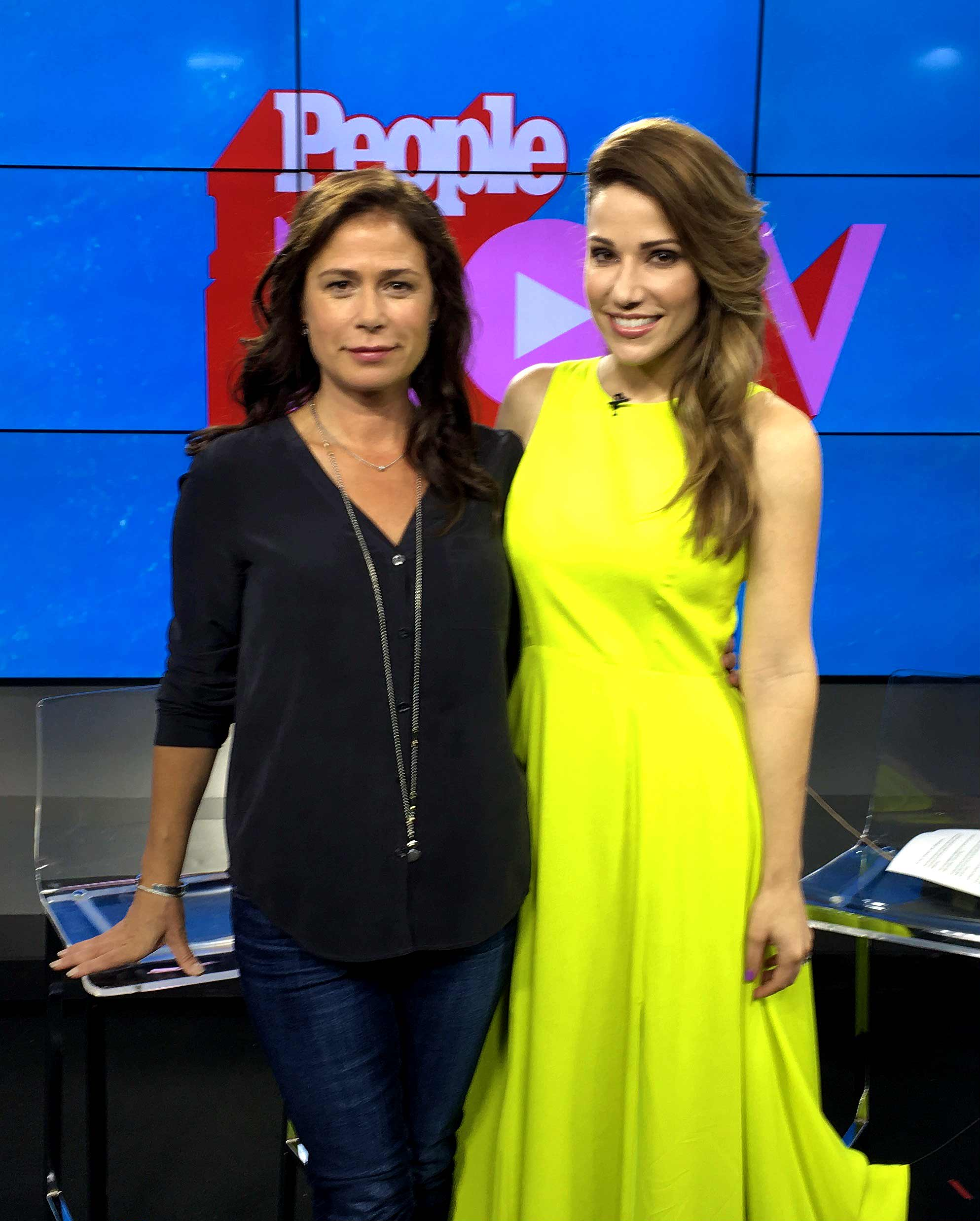 Interview with Maura Tierney 'The Affair'