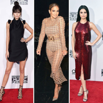 5 Hottest Women at the 2015 American Music Awards