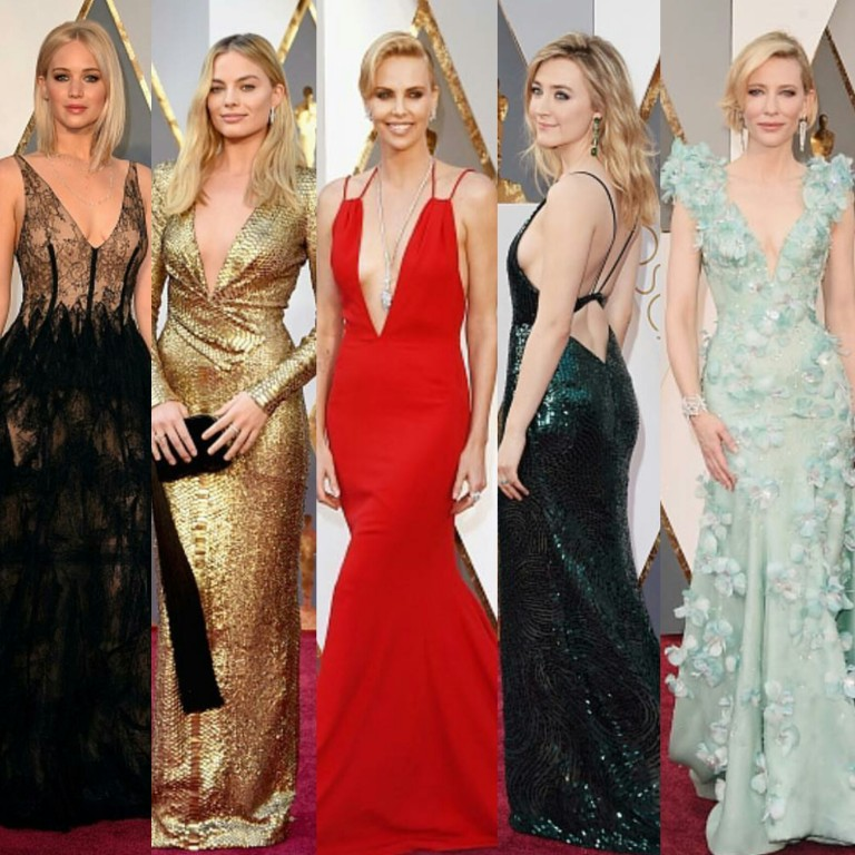 5 Best Dressed Women at the 2016 Oscars