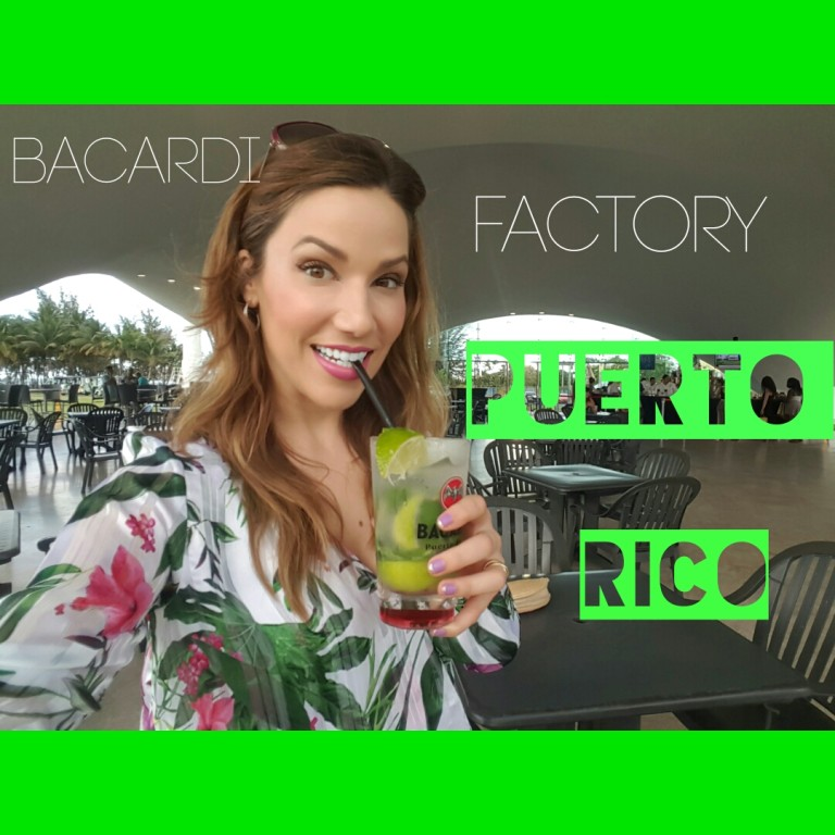My Fun Day in San Juan, Puerto Rico at the Bacardi Rum Factory with Celebrity Cruises