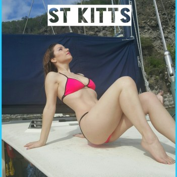 St. Kitts Catamaran Sail & Snorkle Excursion with Celebrity Cruises