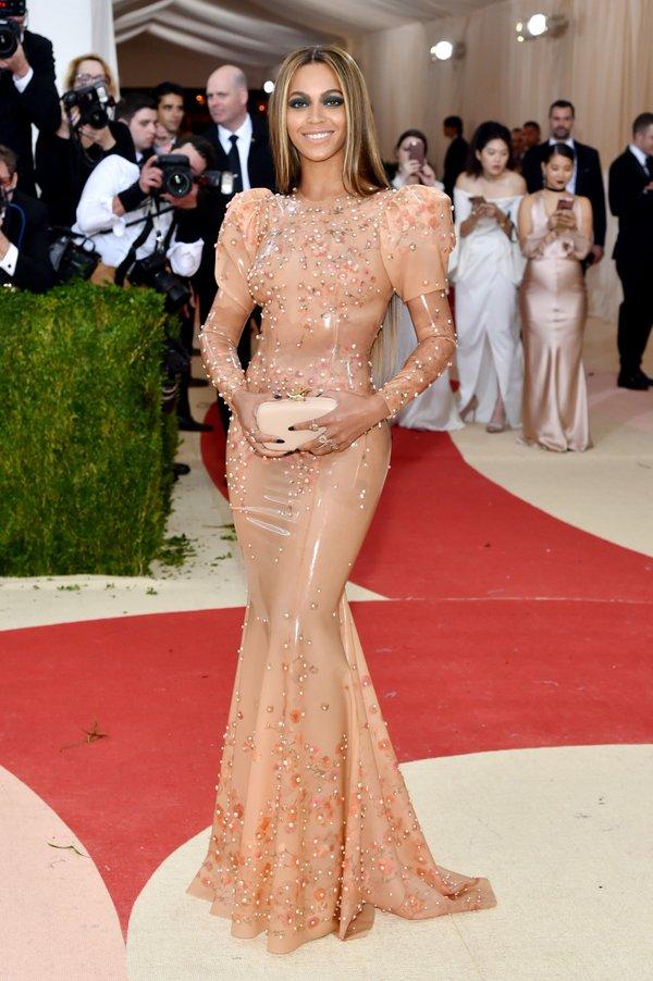Beyonce 2016 Met Gala