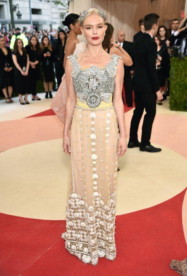 Kate Bosworth 2016 Met Gala