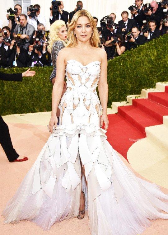 Kate Hudson 2016 Met Gala