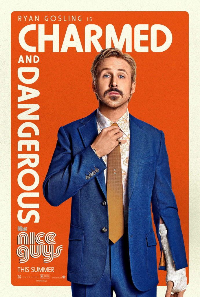 5 reasons to go see the nice guys