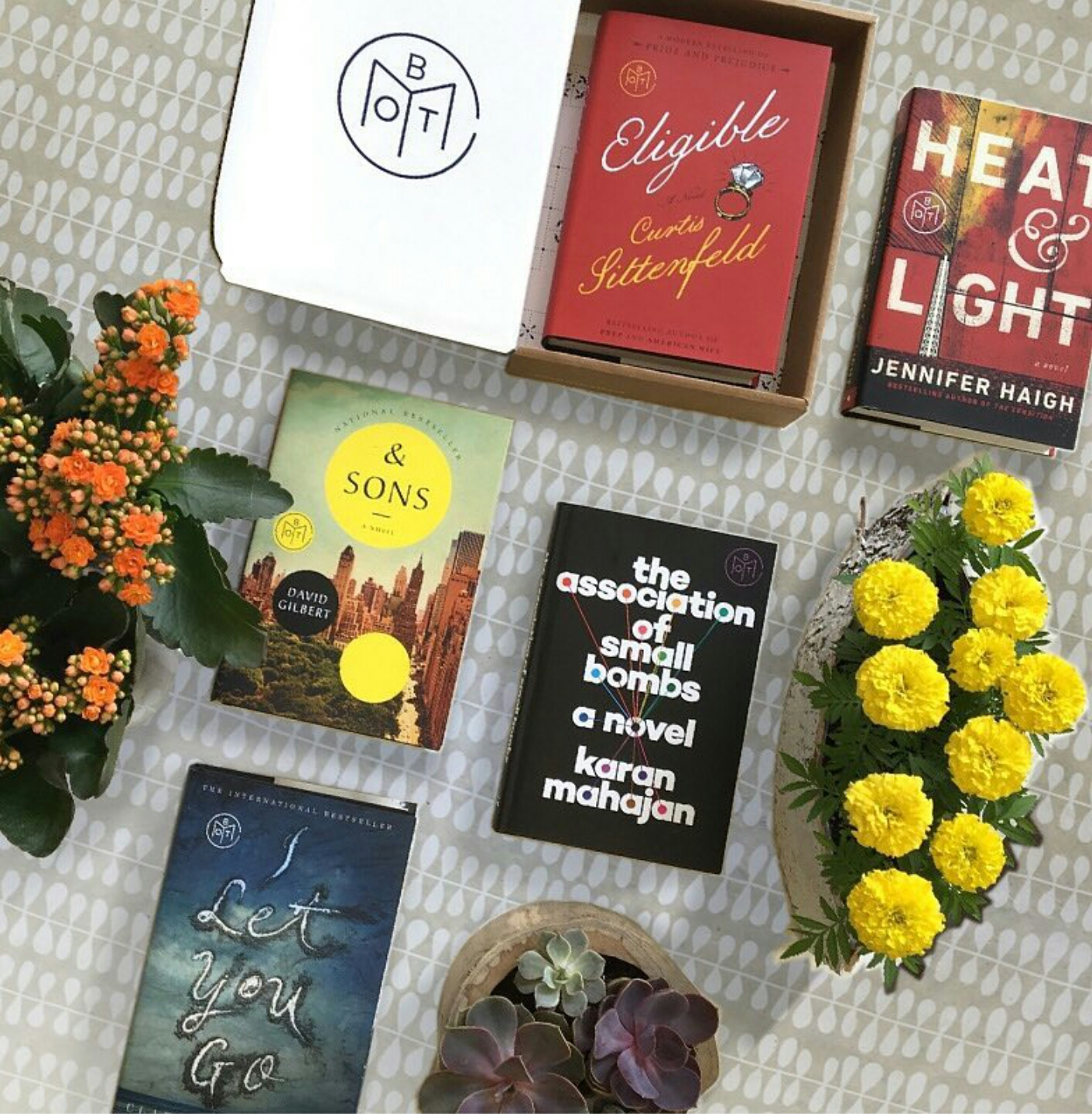 Book of the Month Giveaway: Join the Club