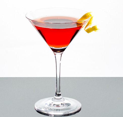 rosita cocktail with altos reposado