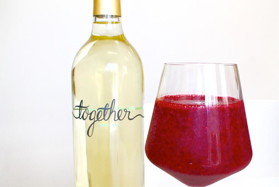 Berry (Together Wine) Smoothie