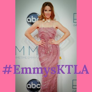 Stuart Brazell Joins KTLA 'Live From The Emmys' as Social Media Correspondent