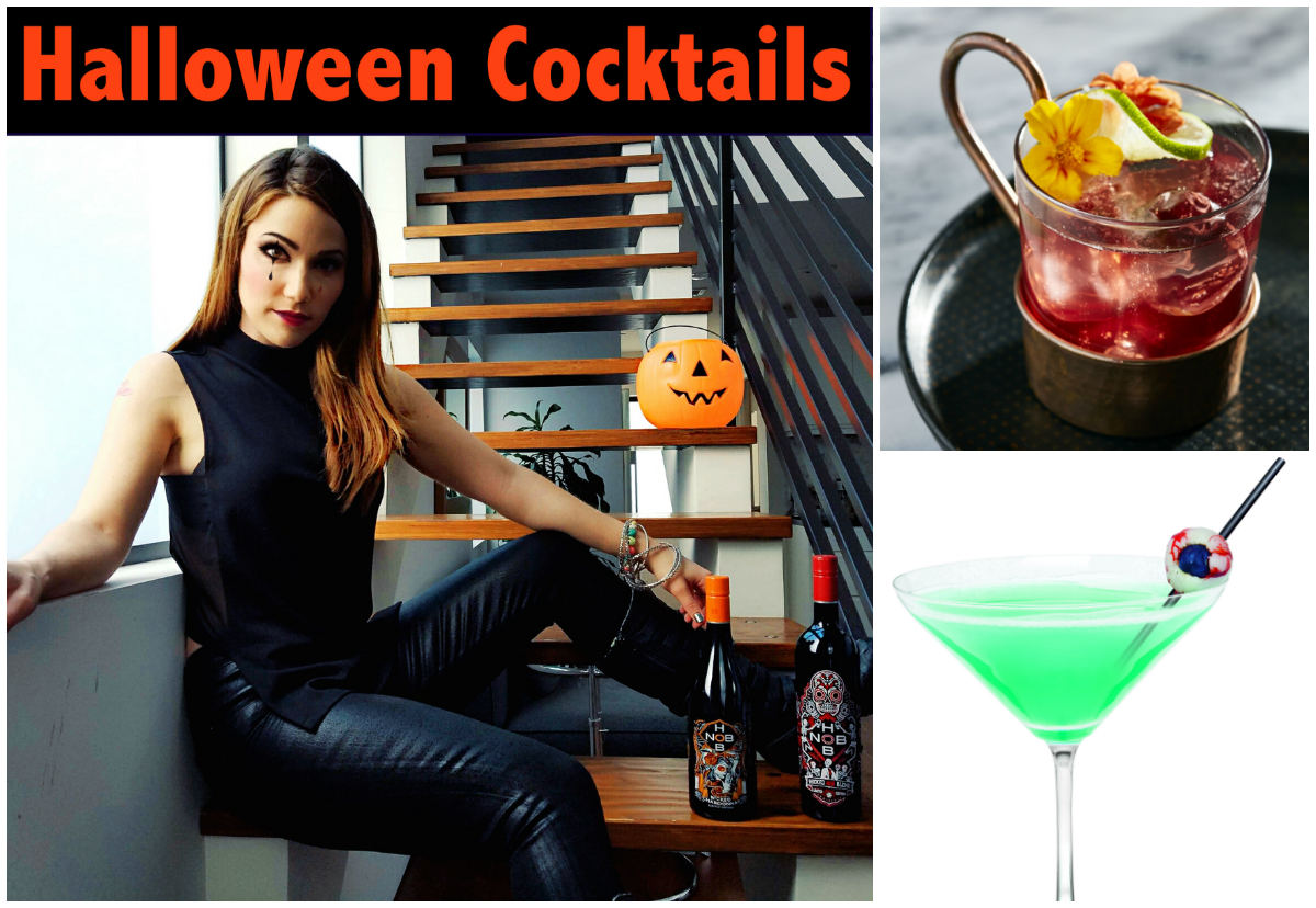 5 Delicious Halloween Cocktail Recipes