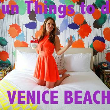 5 Fun Things to Do in Venice Beach, California