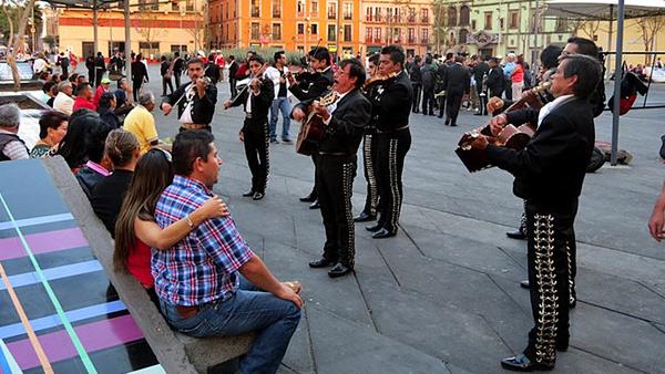 mariachi musicians Mexico City