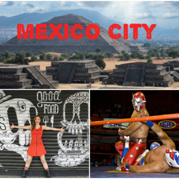 10 Amazing Things to do in Mexico City