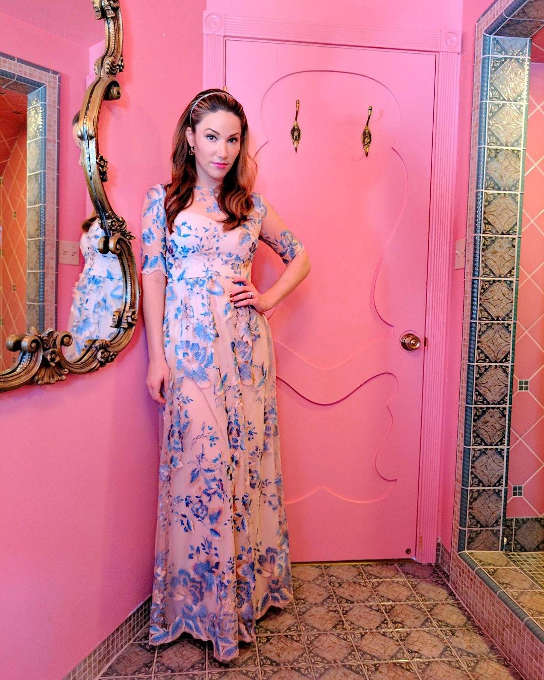 Plus Size Antique Flutter Sleeve Lace Cocktail Dress. Adrianna Papell. Plus  Size Antique ...