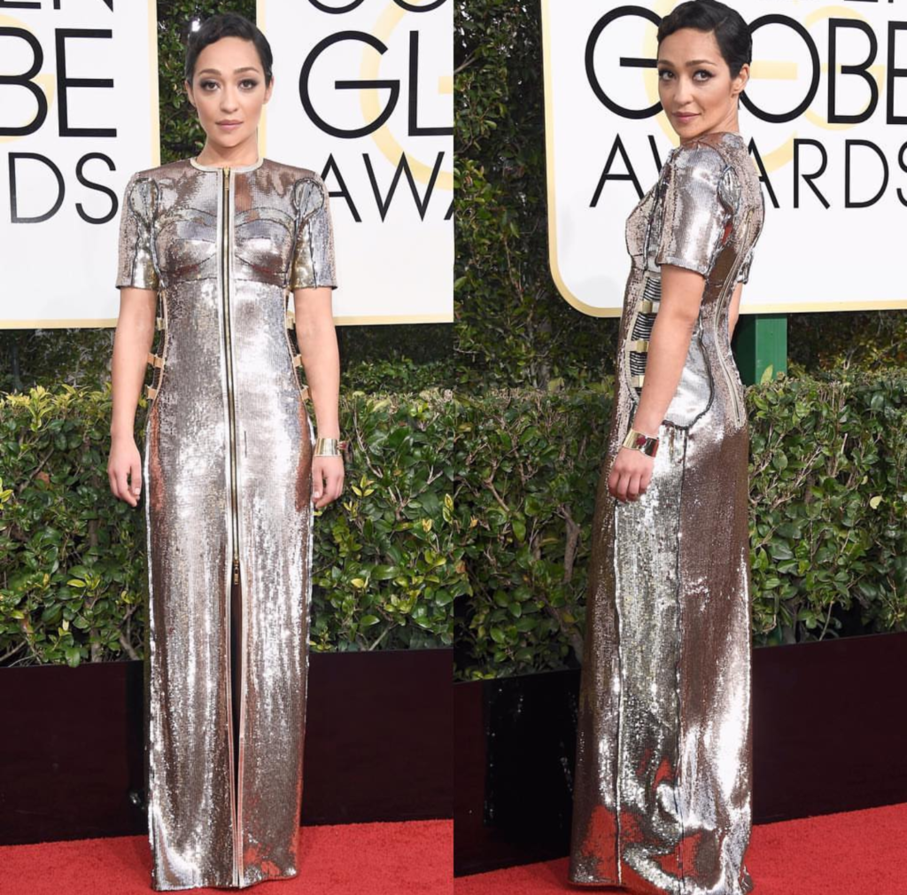 Ruth Negga Golden Globes