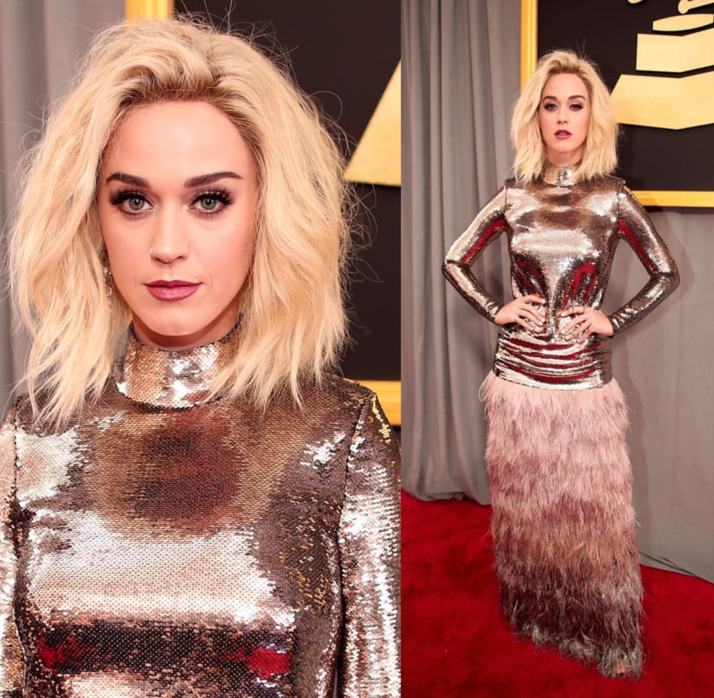 5 Hottest Women at the 2017 Grammys