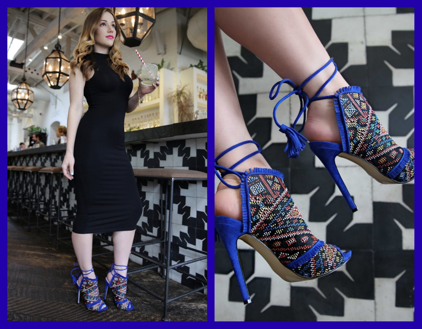 3 Ways to Wear Shoes with Tassels:  ShoeDazzle and JustFab Lookbook