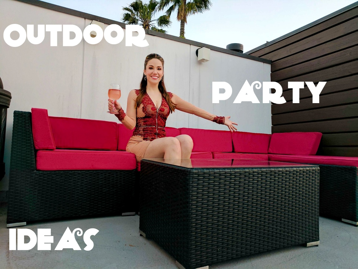 5 Outdoor Party Ideas to Get Summer Started
