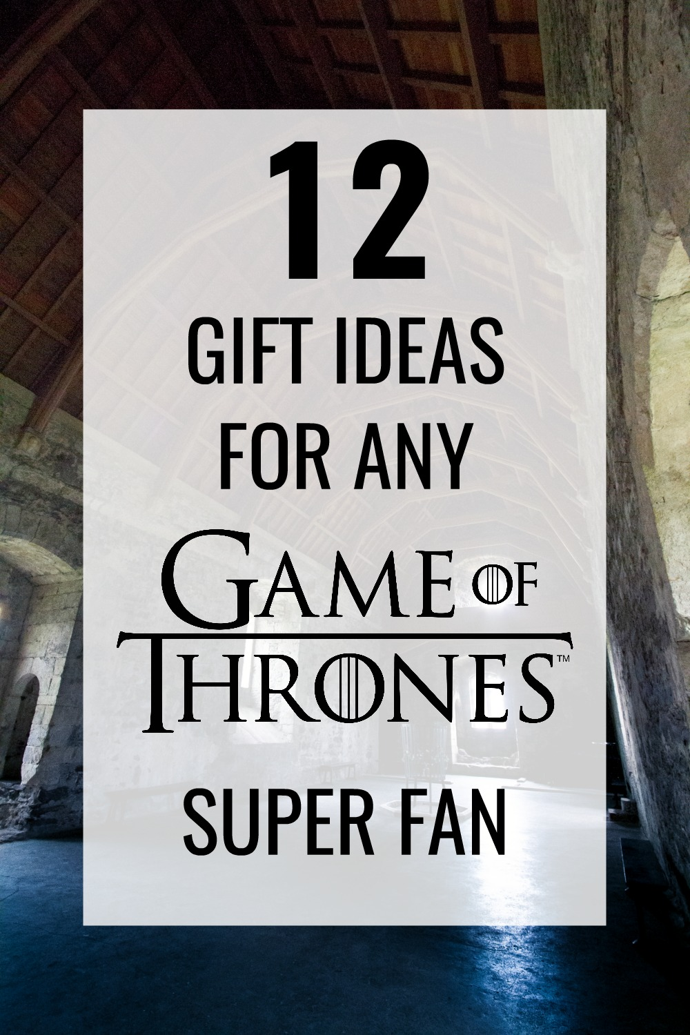 12 Game Of Thrones Gift Ideas For Any Superfan