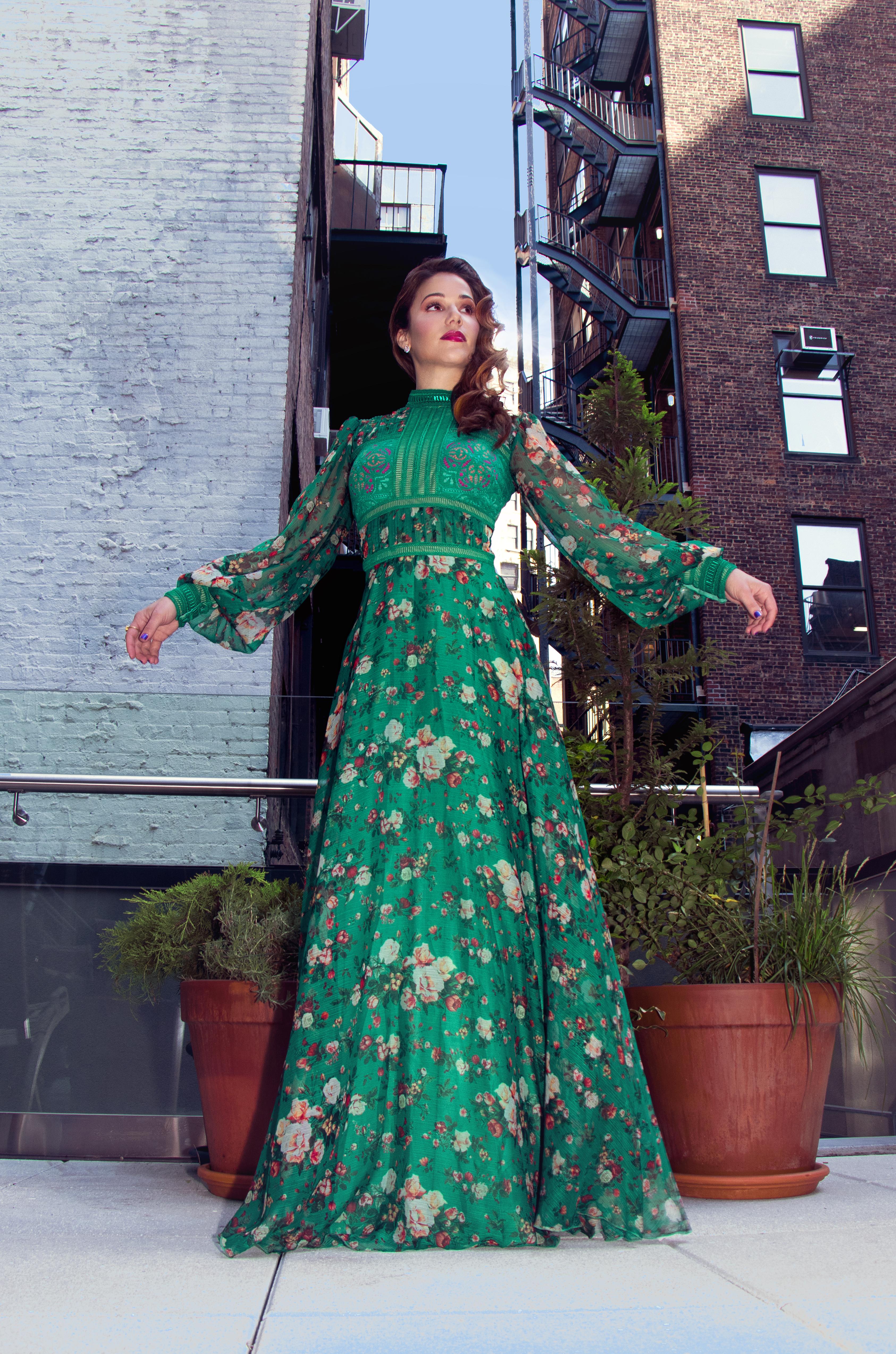 My First New York Fashion Week with Tadashi Shoji