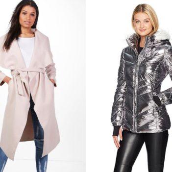 5 Winter Coats Under $50