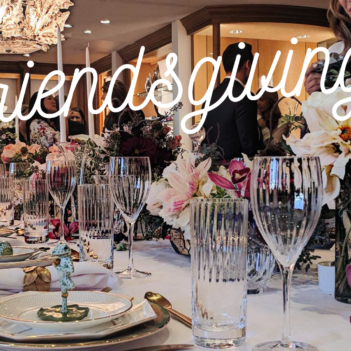 How to Throw a Fabulous Friendsgiving