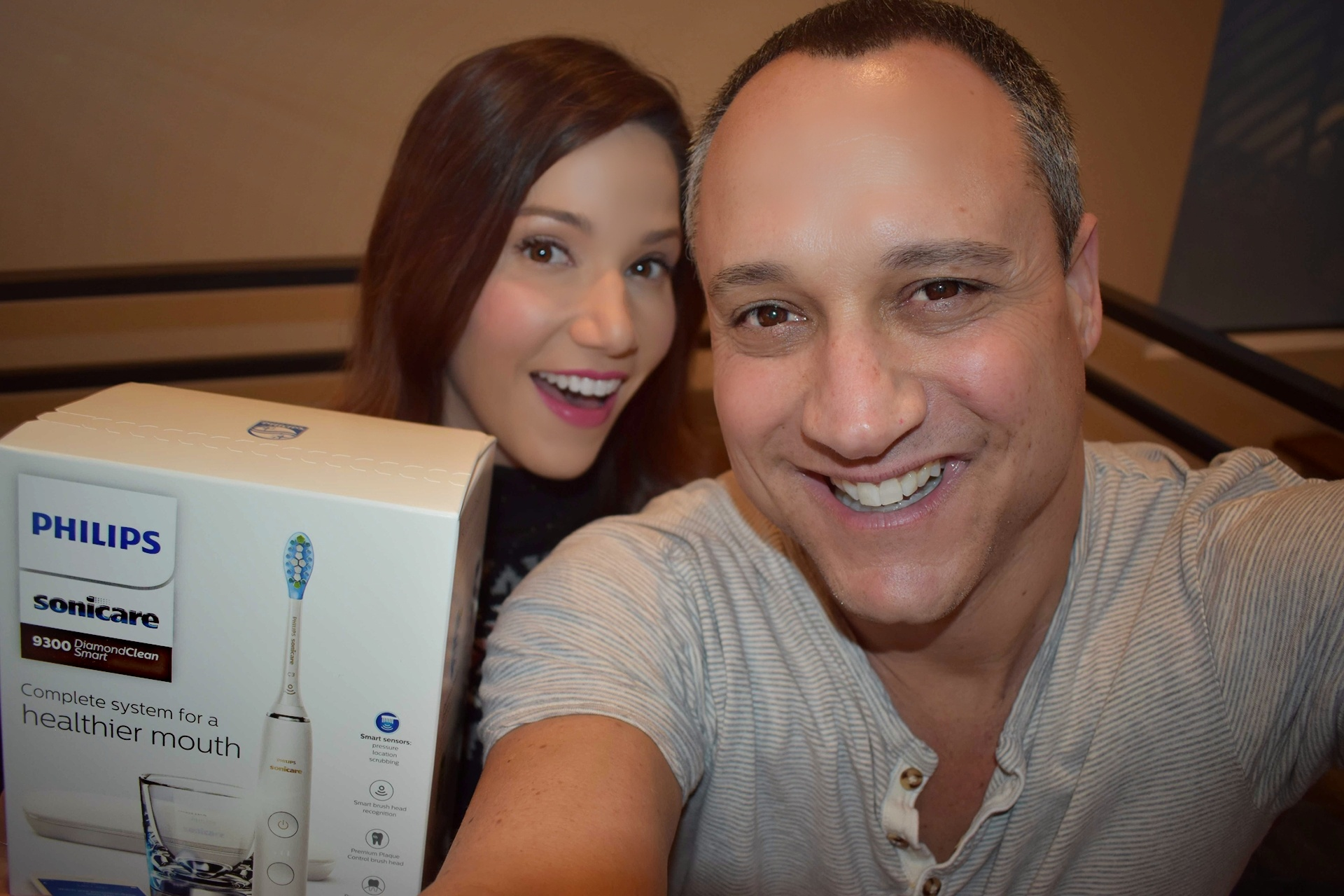 Why the Philips Sonicare DiamondClean Smart 9300 Rechargeable Toothbrush is the Perfect Christmas Gift