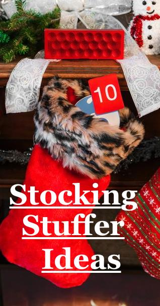5 Wonderful Last Minute Stocking Stuffer Ideas.  With Christmas just one week away, it is time to make sure you are stocking stuffer ready! No matter who you are shopping for I've got you covered with this list of 5 wonderful last minute stocking stuffer ideas!