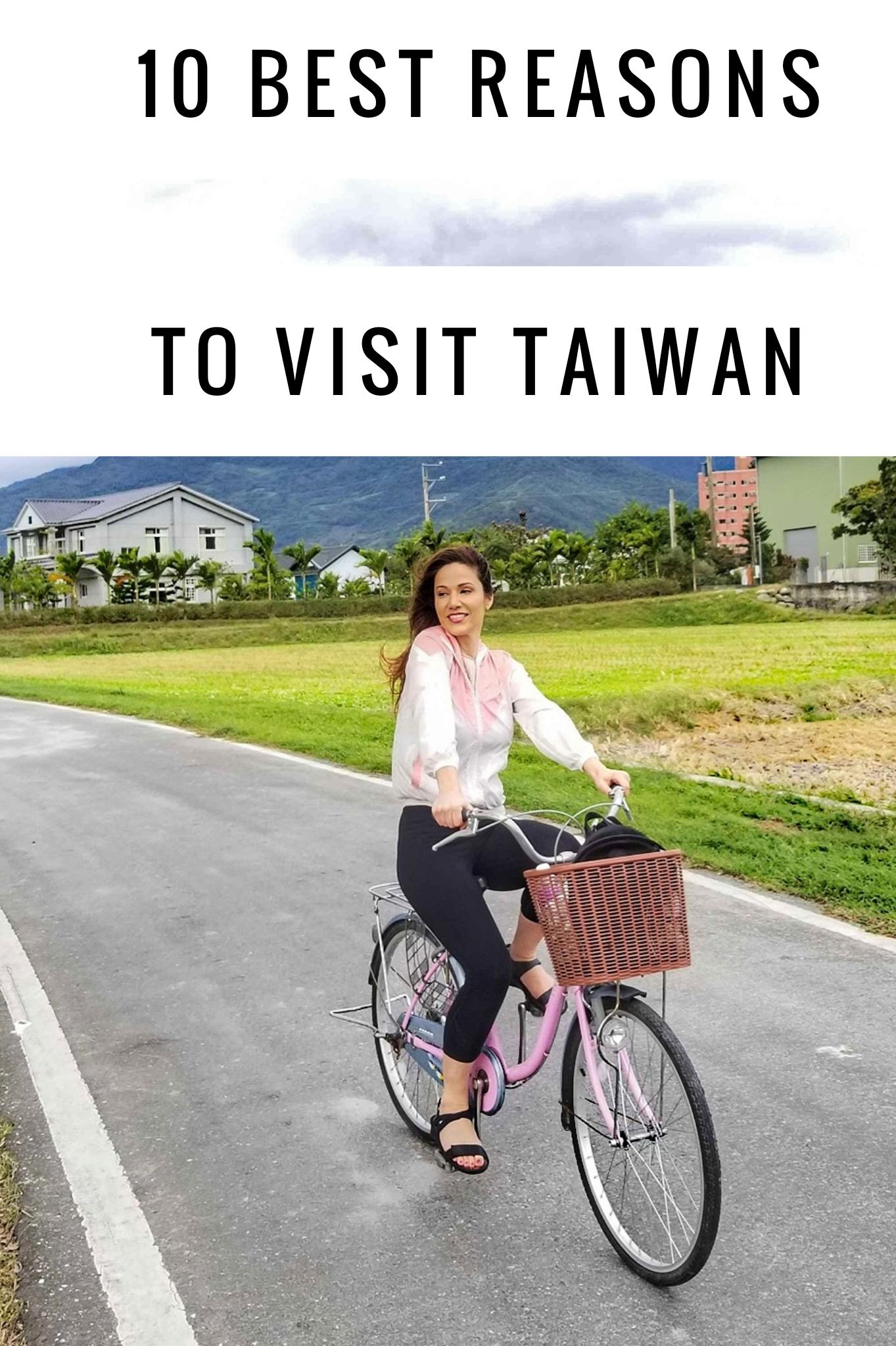 10 Reasons to Visit Taiwan