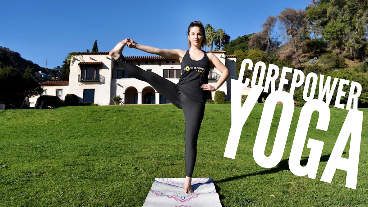 5 Reasons I Practice at CorePower Yoga