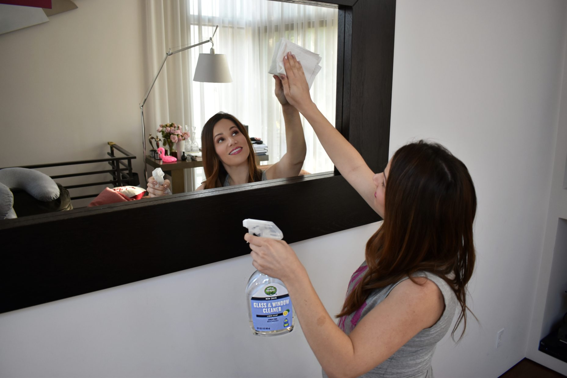 Why I'm Spring Cleaning My Home with Natural Cleaning Products