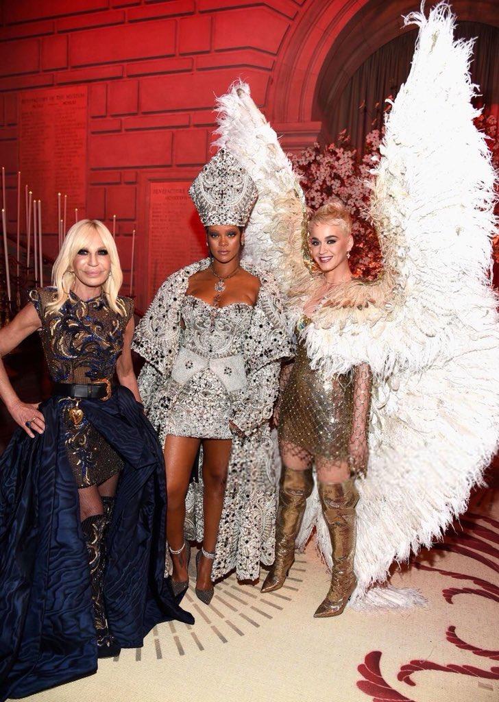10 Best Dressed at the 2018 Met Gala Heavenly Bodies