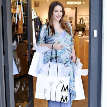 Maternity Shopping Tips for First-Time Moms with Mom's the Word