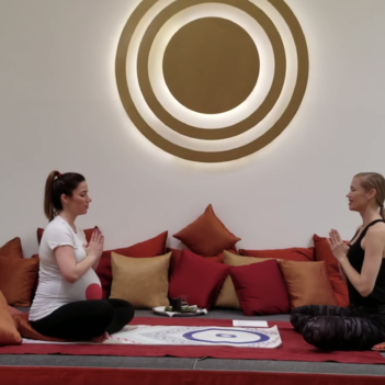 Prenatal Yoga Therapy Video with Naam Yoga
