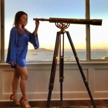 My One-of-a-Kind Stay at Fairmont San Francisco in the Fairmont Suite