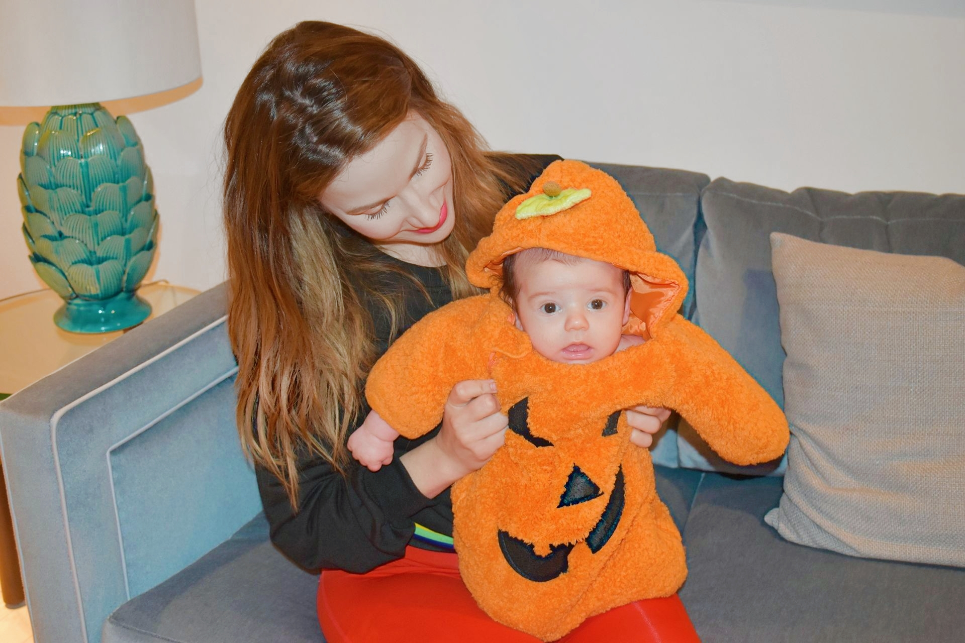 Adorable Costume Ideas for Baby's First Halloween!