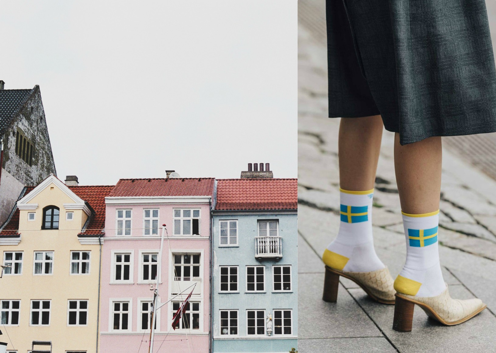 Scandinavian Women-Inspired Work Attire