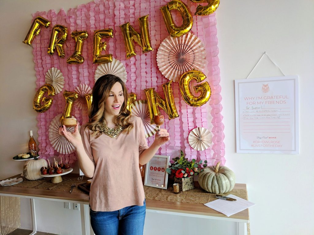 Friendsgiving-Inspiration-and- tips-with-Day-Owl-Rosé