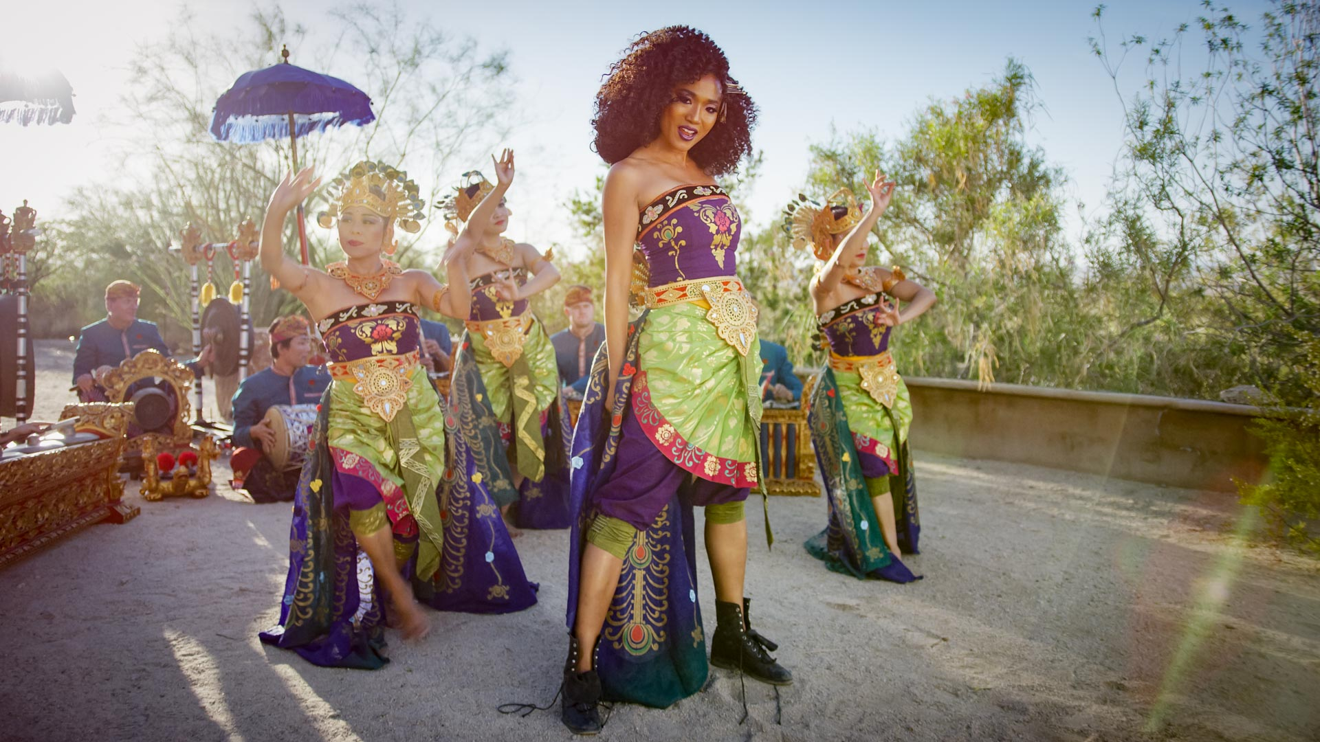 Bali: Beats of Paradise – Candid Q + A with Director Livi Zheng and Star Judith Hill