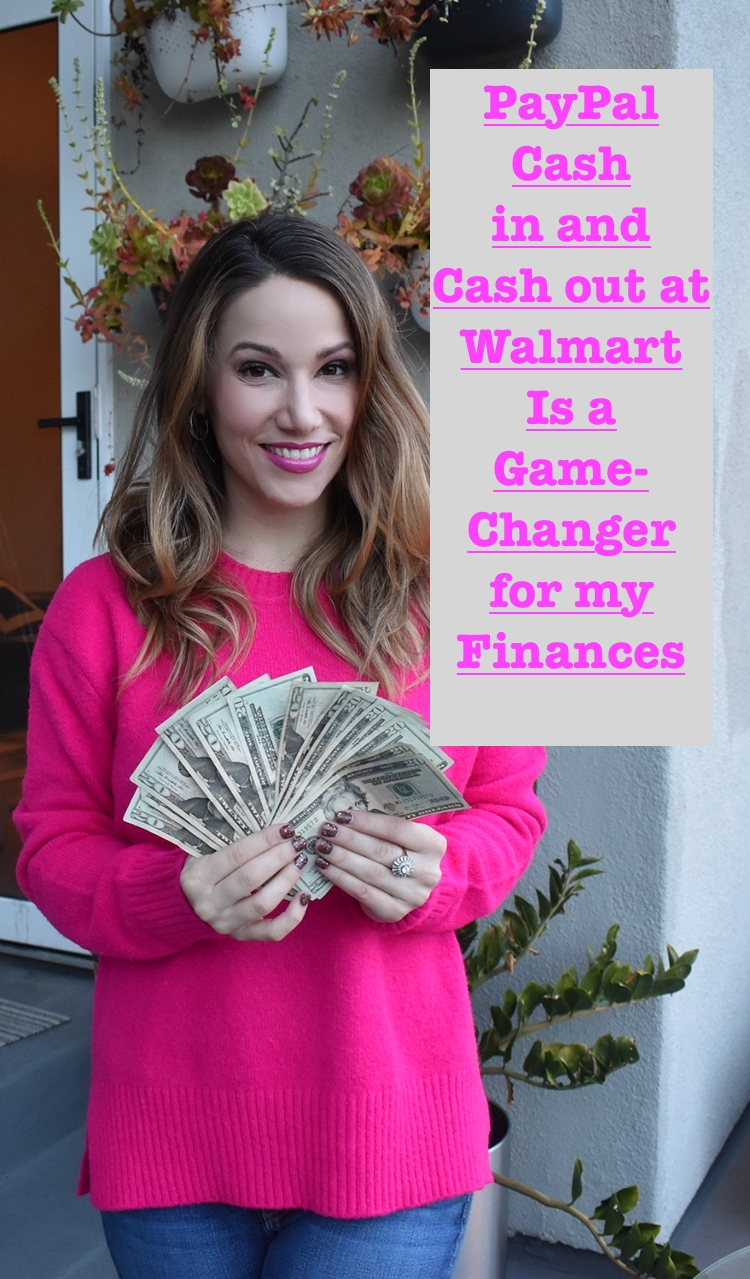 PayPal Cash in and Cash out at Walmart Is a Game-Changer for my Finances!
