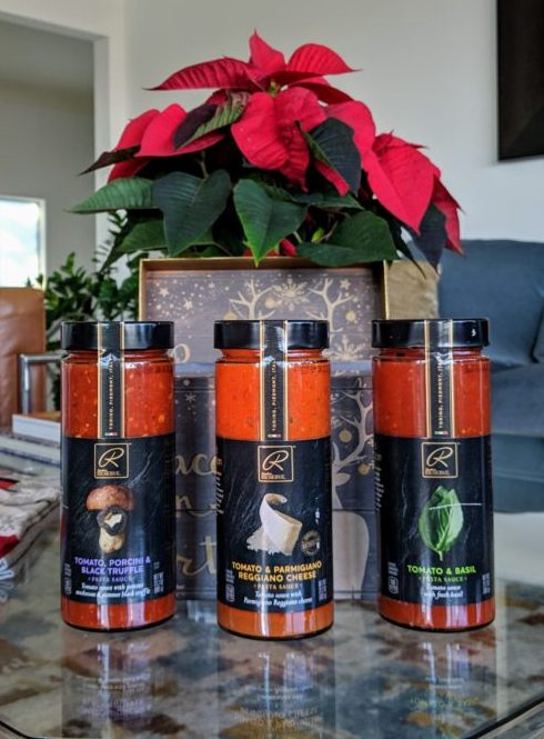 How to Create the Perfect Holiday Gift Basket for Your Favorite Pasta Lover Featuring Signature RESERVE Products