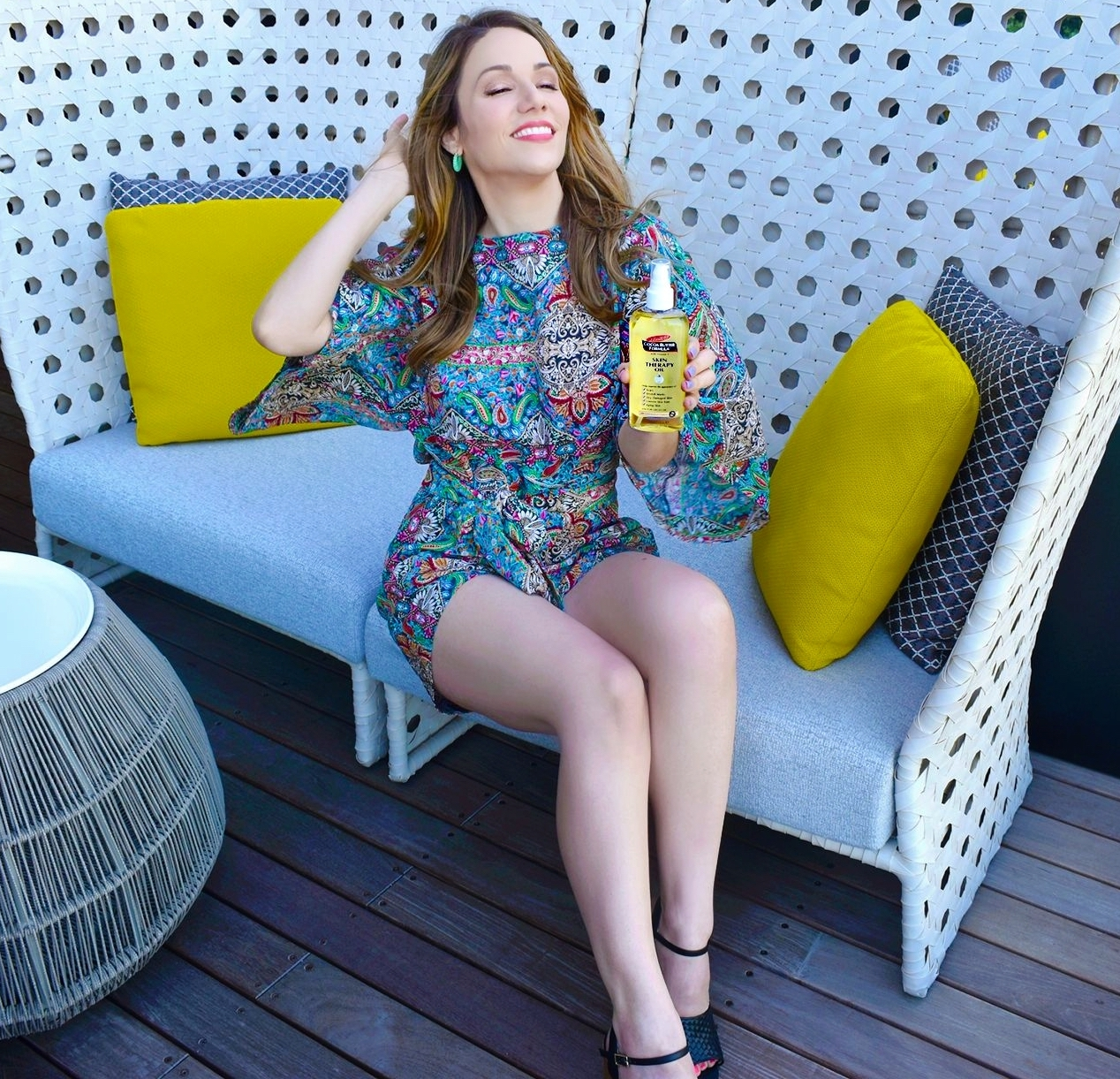 5 Reasons I Love Palmer's® Cocoa Butter Formula® Skin Therapy Oil