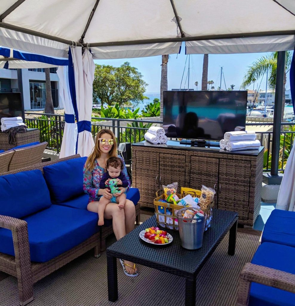 Loews-Coronado-Bay-Resort-Cabana
