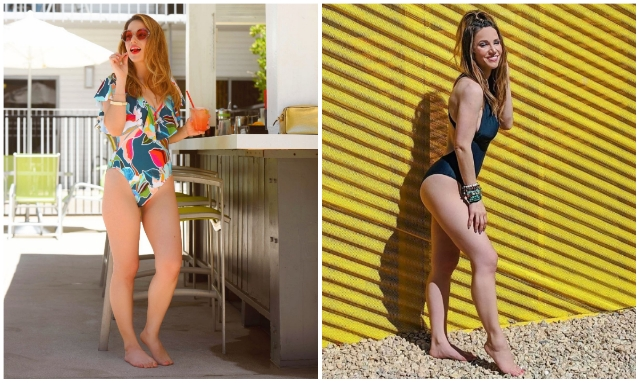 My Favorite One-Piece Swimsuits for Labor Day Weekend