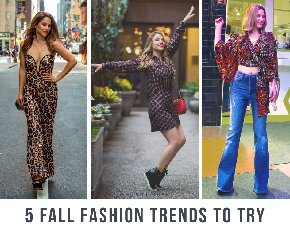 Five Fall Fashion Trends to Try