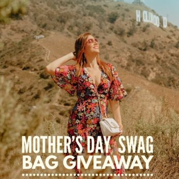 Mother's Day Swag Bag Giveaway