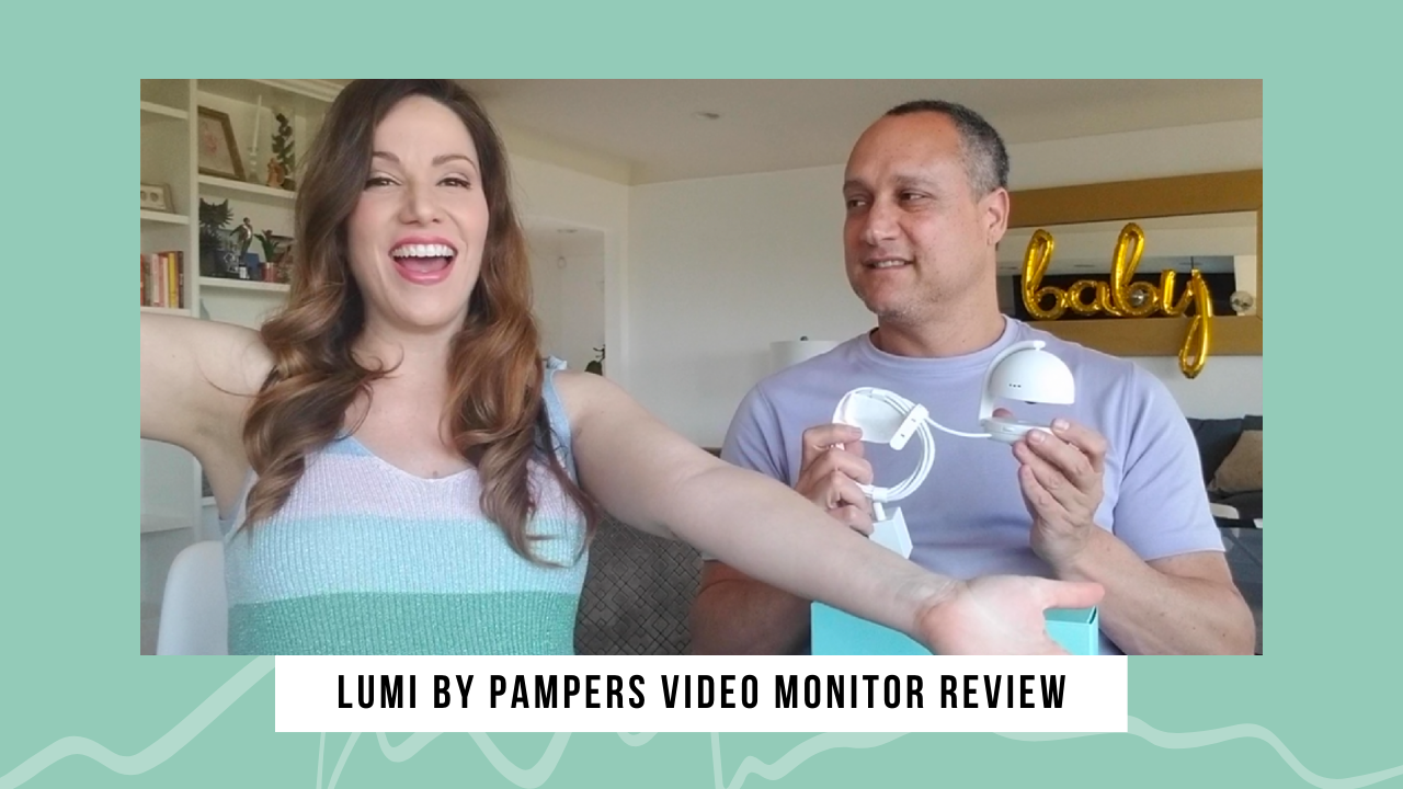 Best Baby Monitor 2020: Lumi by Pampers Video Monitor Review