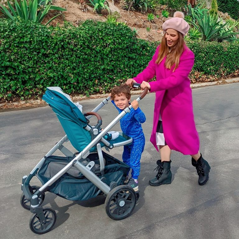 Why I Went with UPPAbaby for My Second Baby