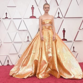 10 Best Dressed Celebs at the 2021 Oscars